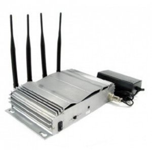 High/ Low Jamming Range Adjustment Phone Signal Jammer